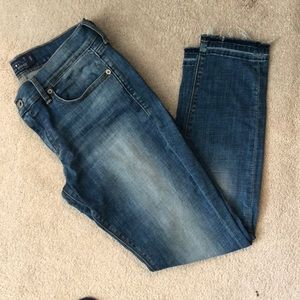 Great Condition Lucky Brand Charlie Skinny Jeans!